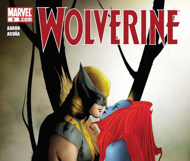 Wolverine (2010) #9