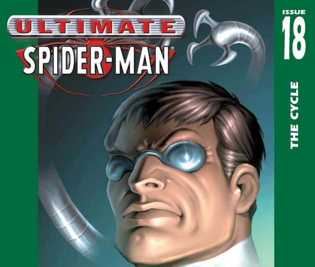 ULTIMATE SPIDER-MAN (2000) #18