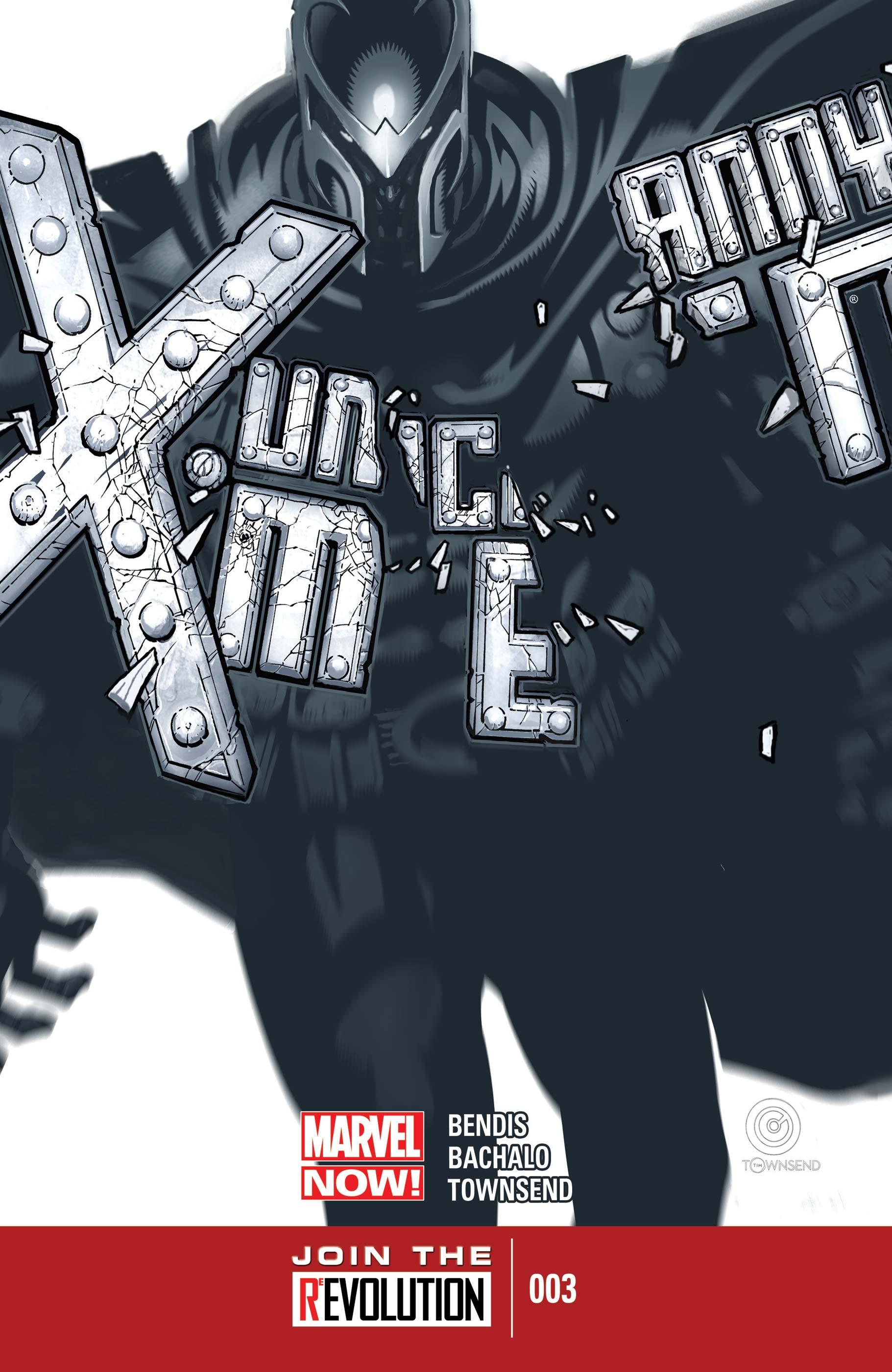 Uncanny X-Men (2013) #3