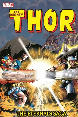Thor: The Eternals Saga Vol. 1 (Trade Paperback)