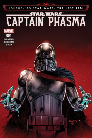 Journey to Star Wars: The Last Jedi - Captain Phasma (2017) #4