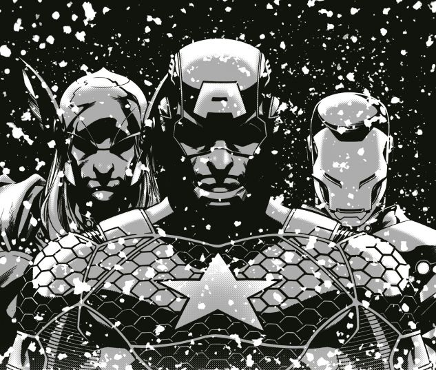 cover from Avengers Original Graphic Novel (2013)
