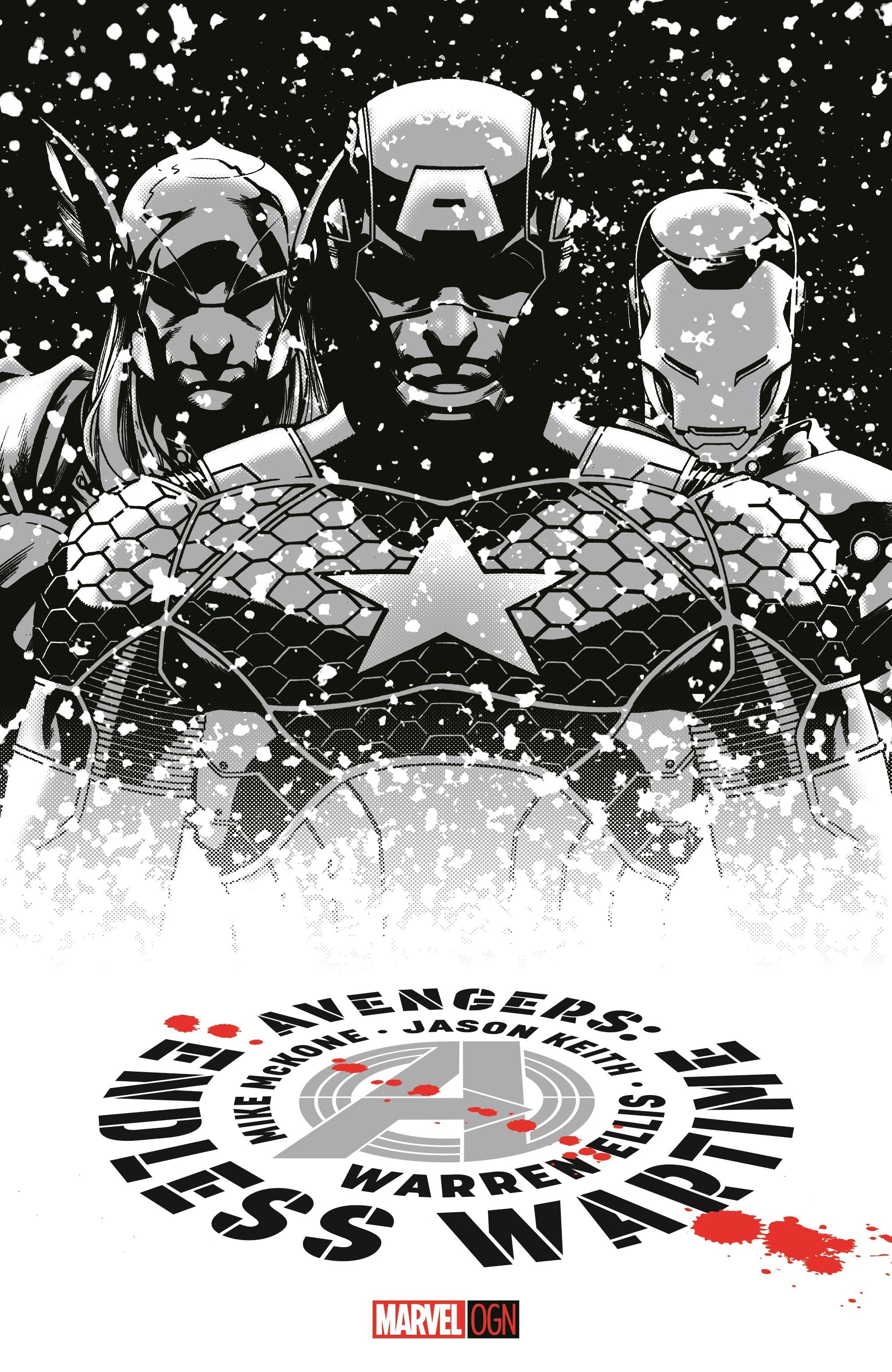 Avengers: Endless Wartime (Hardcover)