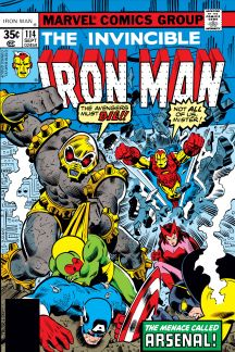 Iron Man (1968) #114