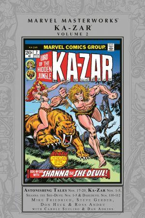 Marvel Masterworks: Ka-Zar Vol. 2 (Hardcover)
