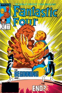 Fantastic Four (1961) #317