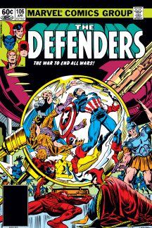 Defenders (1972) #106