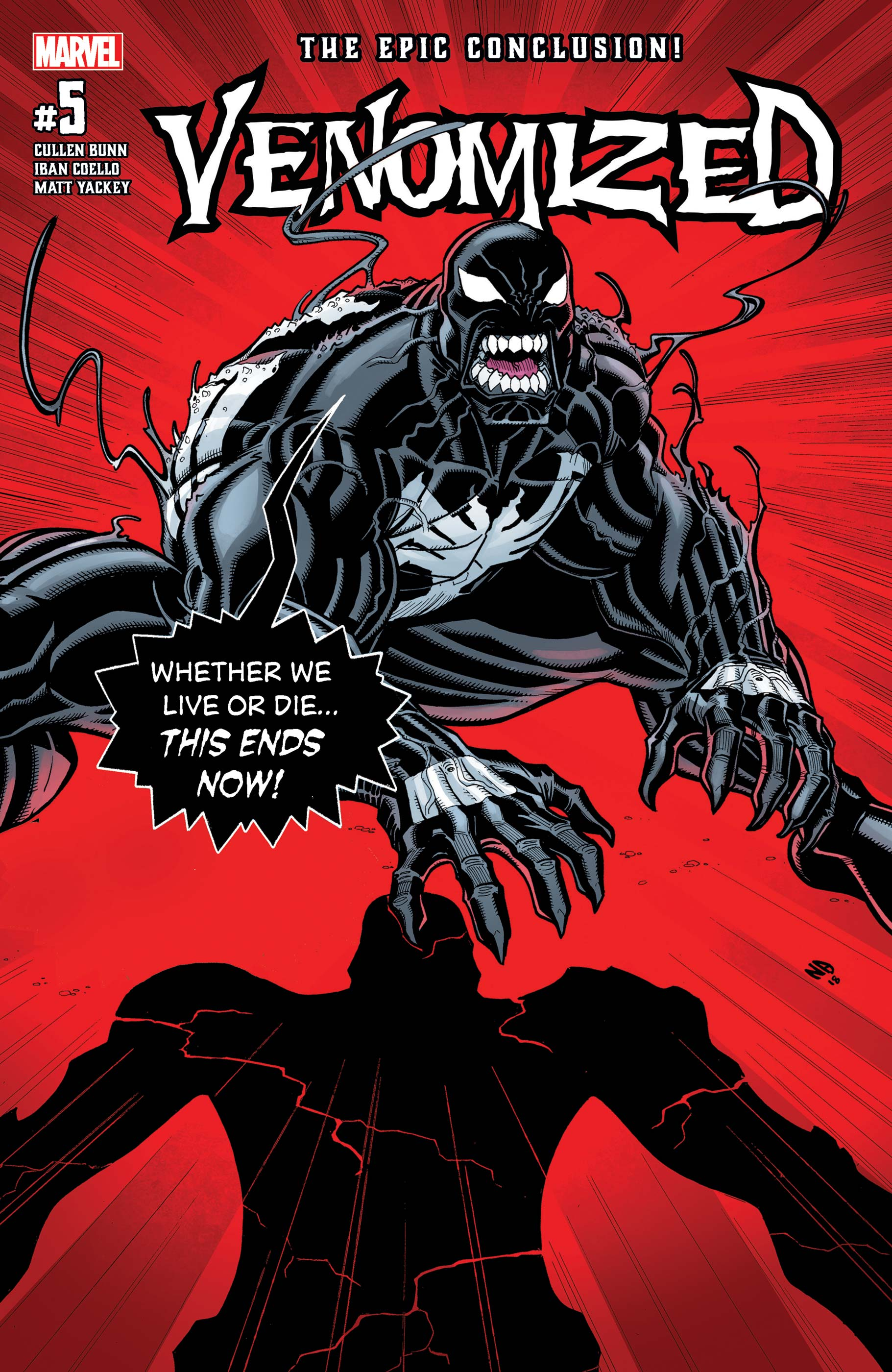 Venomized (2018) #5