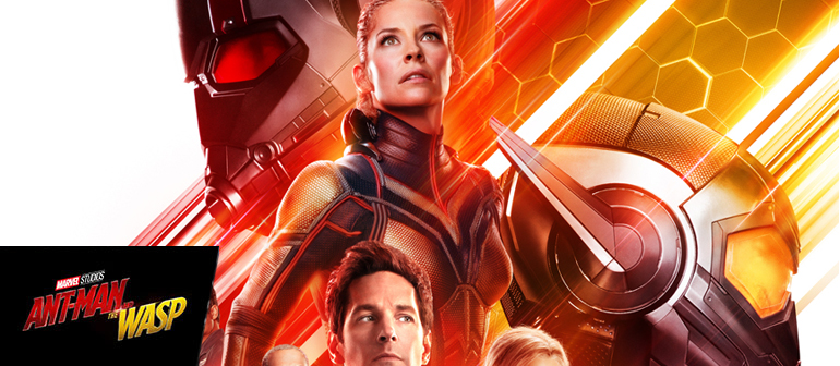 Watch the brand-new trailer for 'Ant-Man and The Wasp'