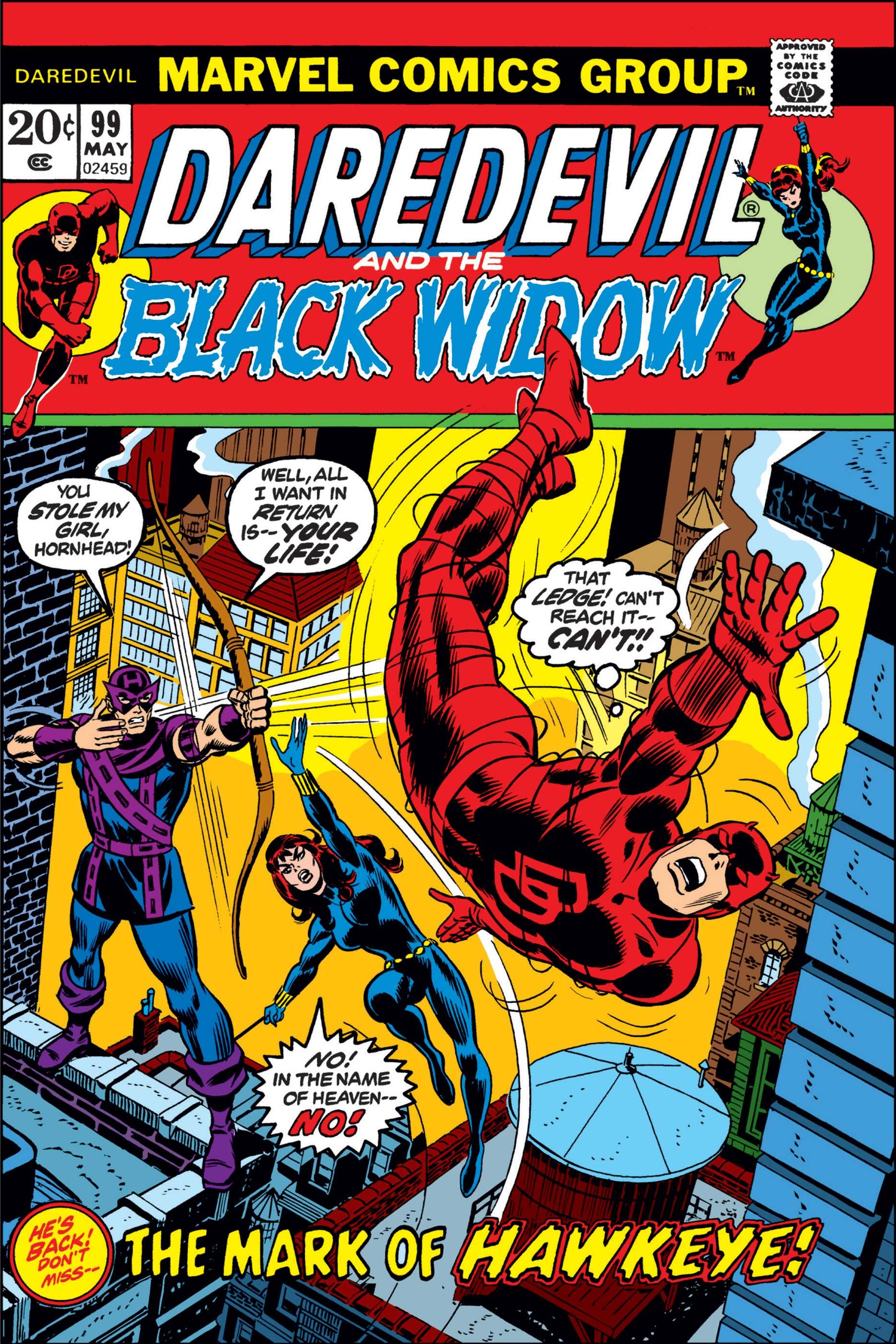 Daredevil (1964) #99