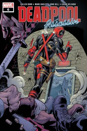 Deadpool: Assassin #6