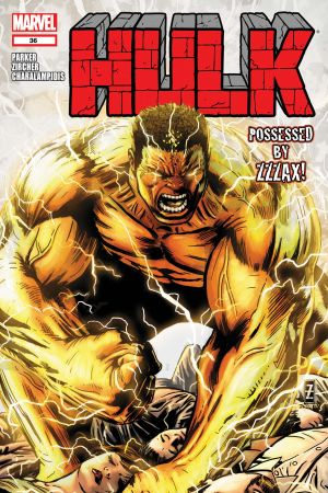 Hulk #36