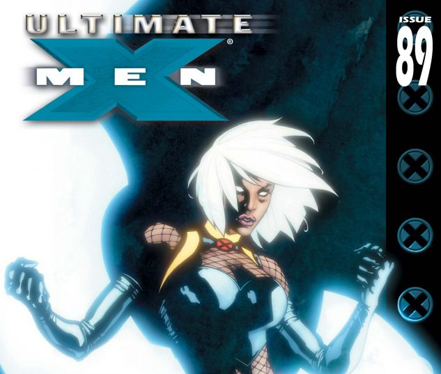 ULTIMATE X-MEN (2000) #89