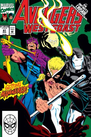 West Coast Avengers (1985) #97
