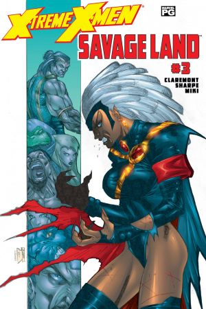 X-Treme X-Men: Savage Land #3