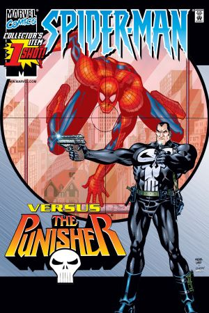 Spider-Man Vs. Punisher #1