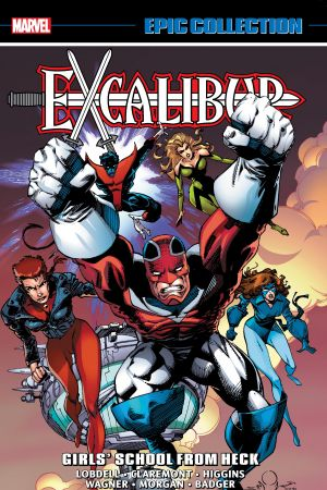 Excalibur Epic Collection: Girls' School From Heck (2019)