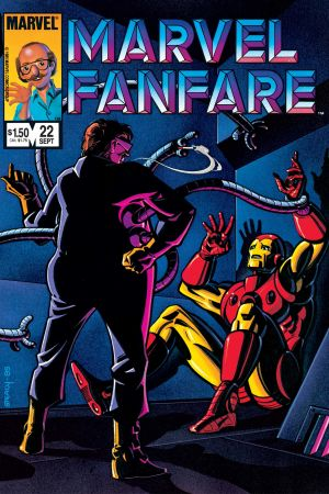 Marvel Fanfare #22