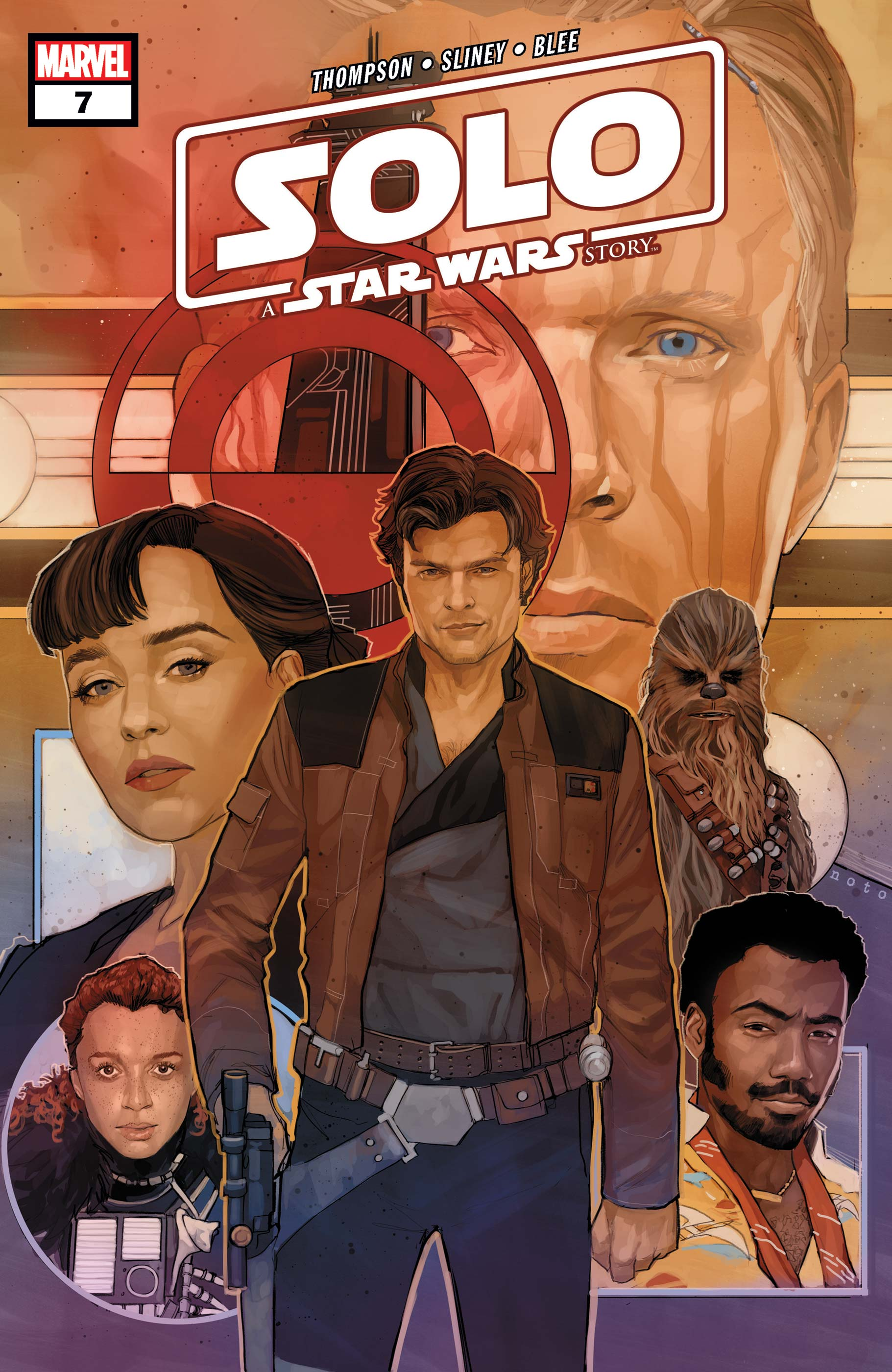 Solo: A Star Wars Story Adaptation (2018) #7