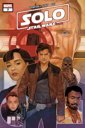 Solo: A Star Wars Story Adaptation #7