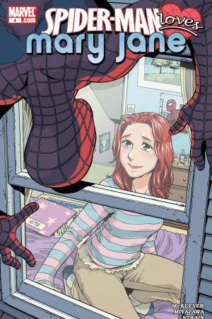 Spider-Man Loves Mary Jane #4