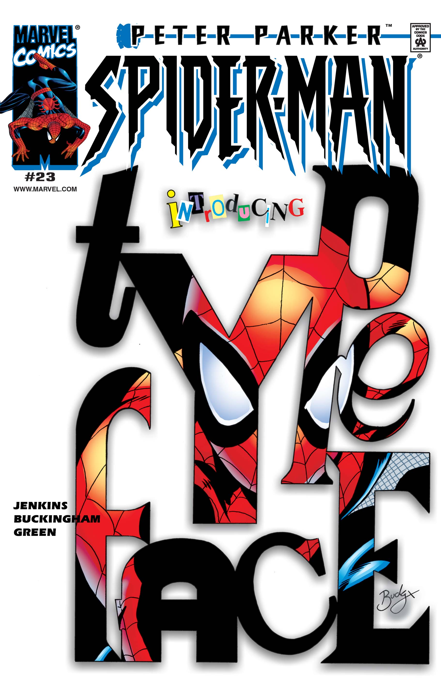 Peter Parker: Spider-Man (1999) #23