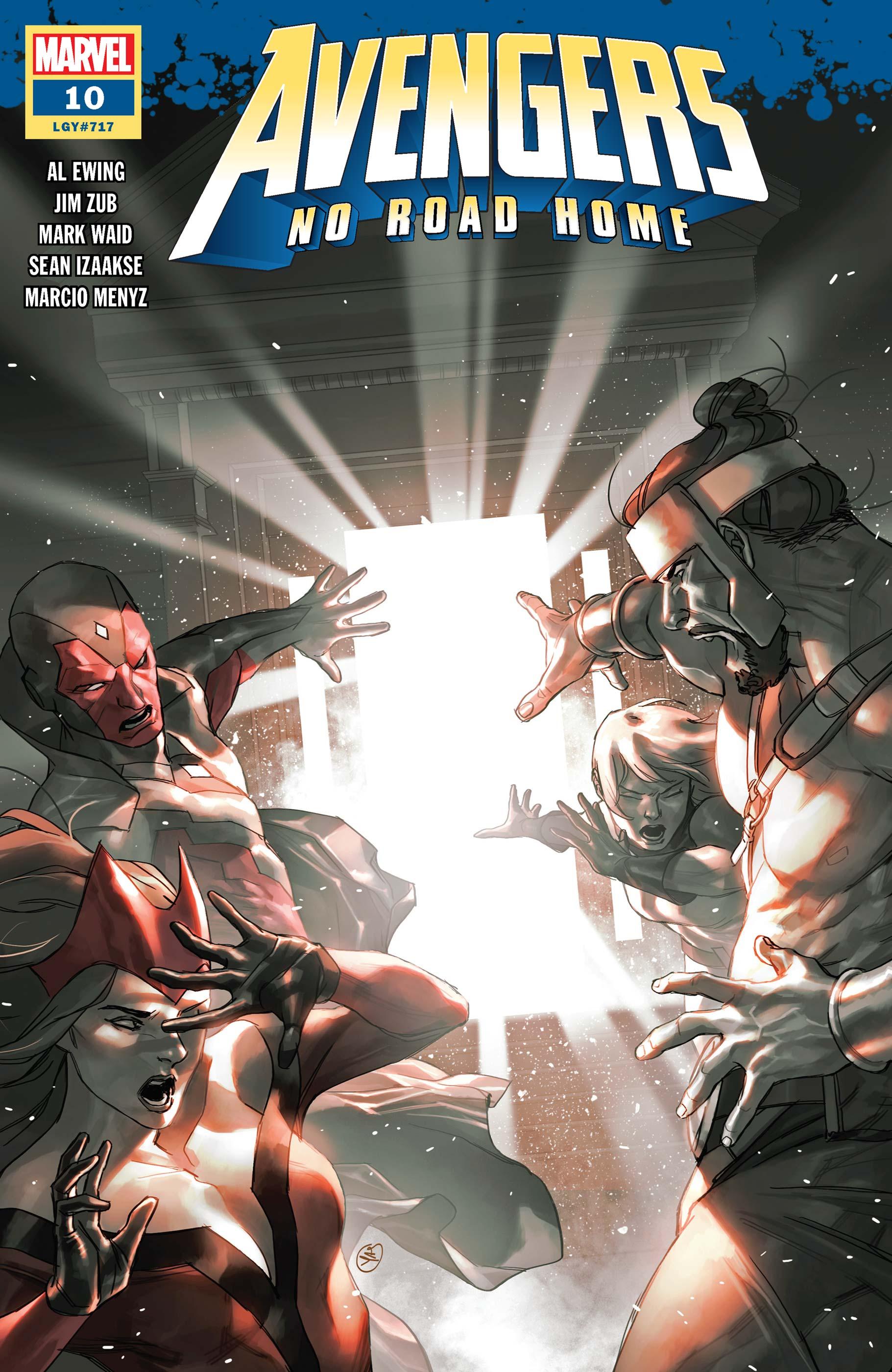 Avengers No Road Home (2019) #10