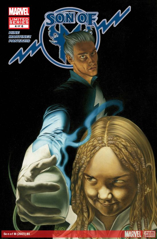 Son of M (2005) #4
