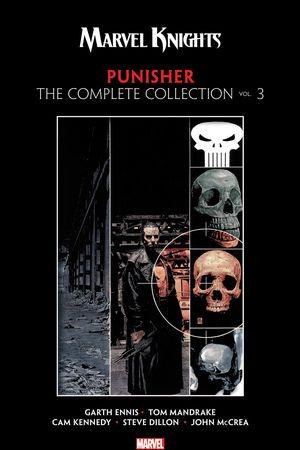 Marvel Knights Punisher By Garth Ennis: The Complete Collection Vol. 3 (Trade Paperback)