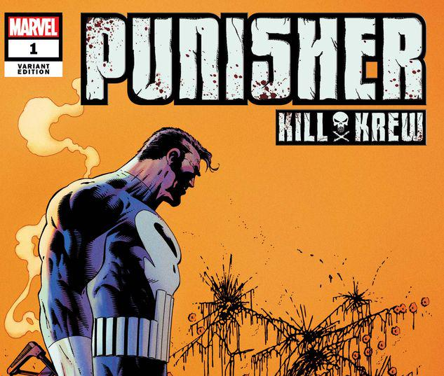 Punisher Kill Krew #1