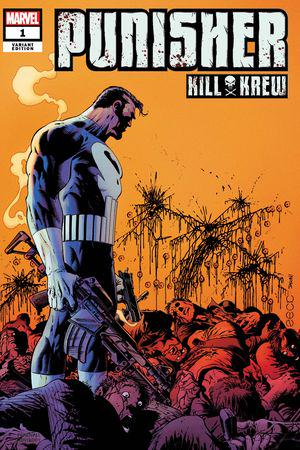 Punisher Kill Krew (2019) #1 (Variant)