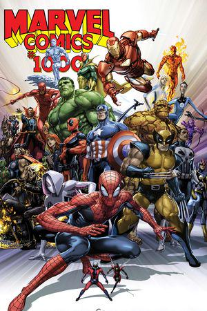 Marvel Comics #1000  (Variant)