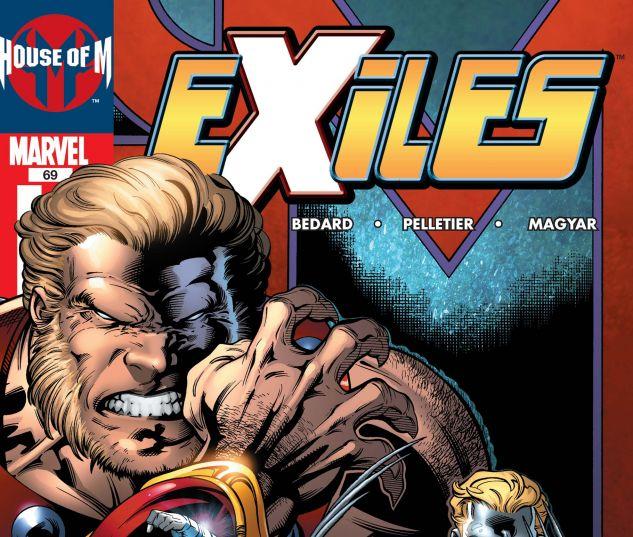 EXILES (2001) #69
