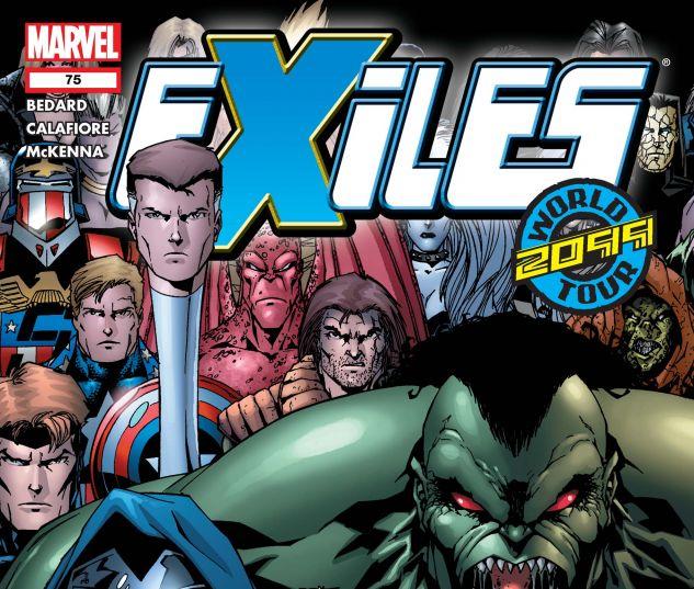 EXILES (2001) #75