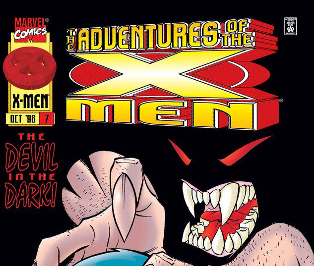 Adventures of the X-Men #7