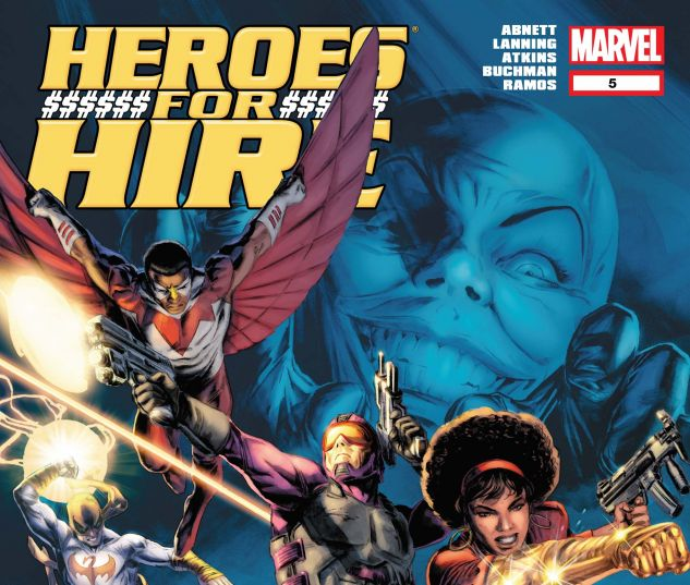 HEROES FOR HIRE (2010) #5