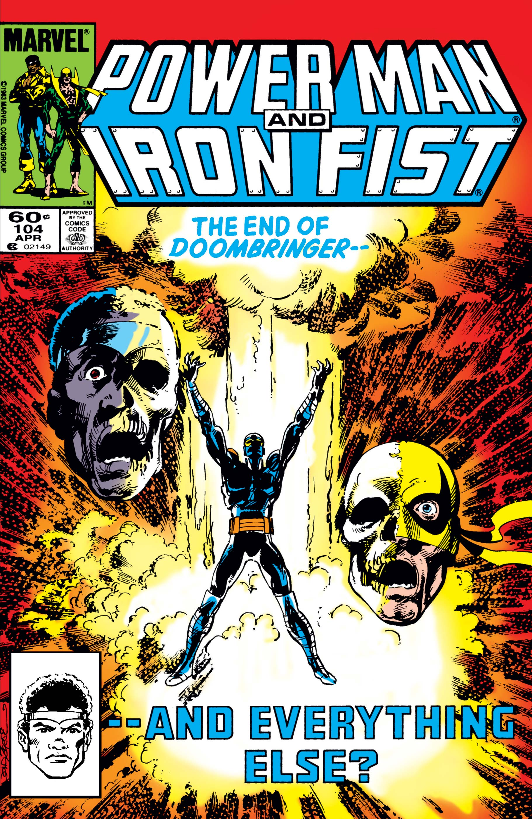 Power Man and Iron Fist (1978) #104
