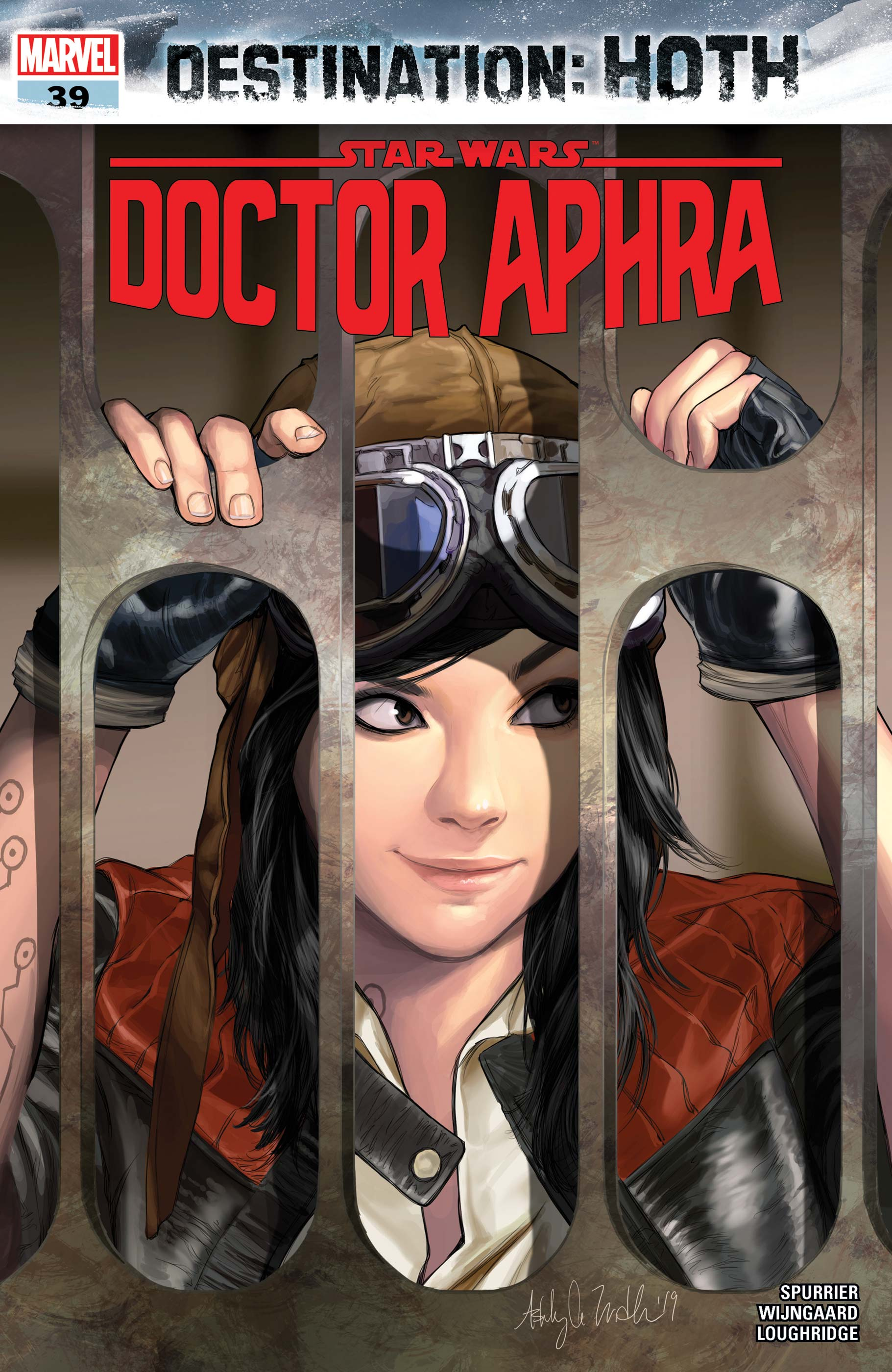 Star Wars: Doctor Aphra (2016) #39