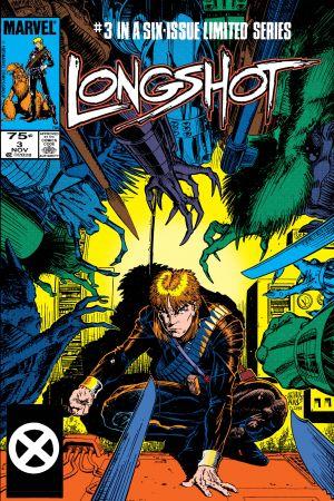 Longshot (1985) #3