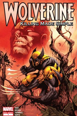 Wolverine: Killing Made Simple #1