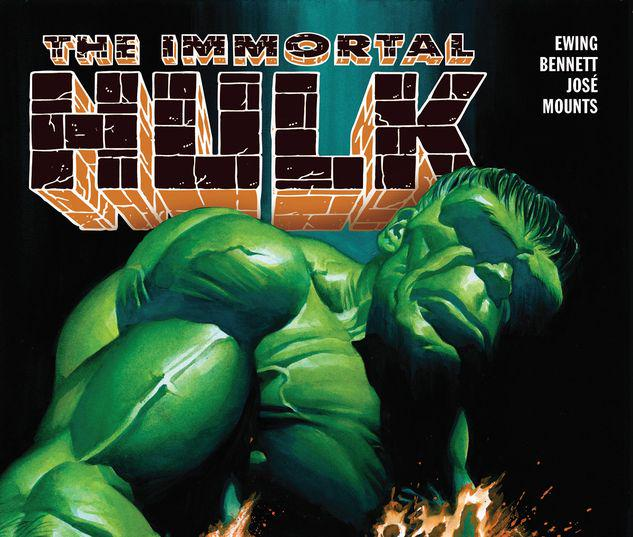 IMMORTAL HULK VOL. 5: BREAKER OF WORLDS TPB #5