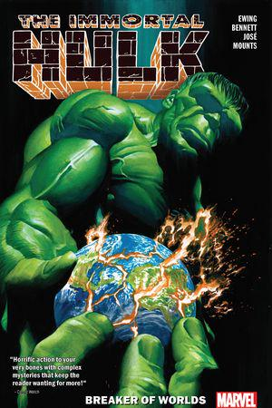 Immortal Hulk Vol. 5: Breaker Of Worlds (Trade Paperback)