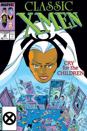 Classic X-Men (1986) #28