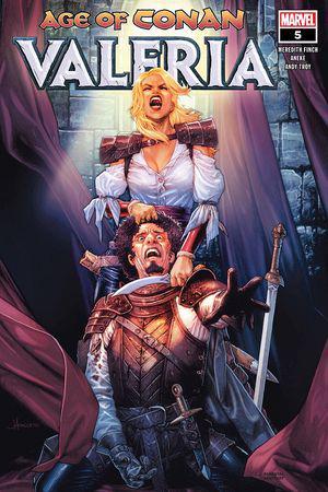 Age of Conan: Valeria #5