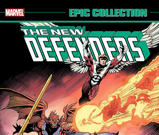 DEFENDERS EPIC COLLECTION: THE END OF ALL SONGS TPB #1