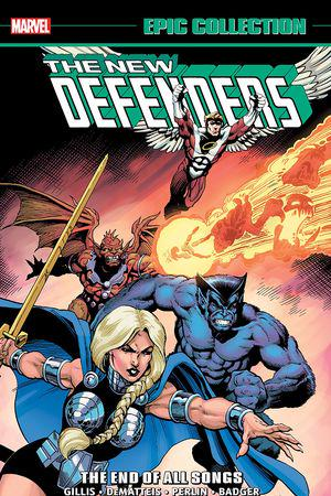 Defenders Epic Collection: The End Of All Songs (Trade Paperback)