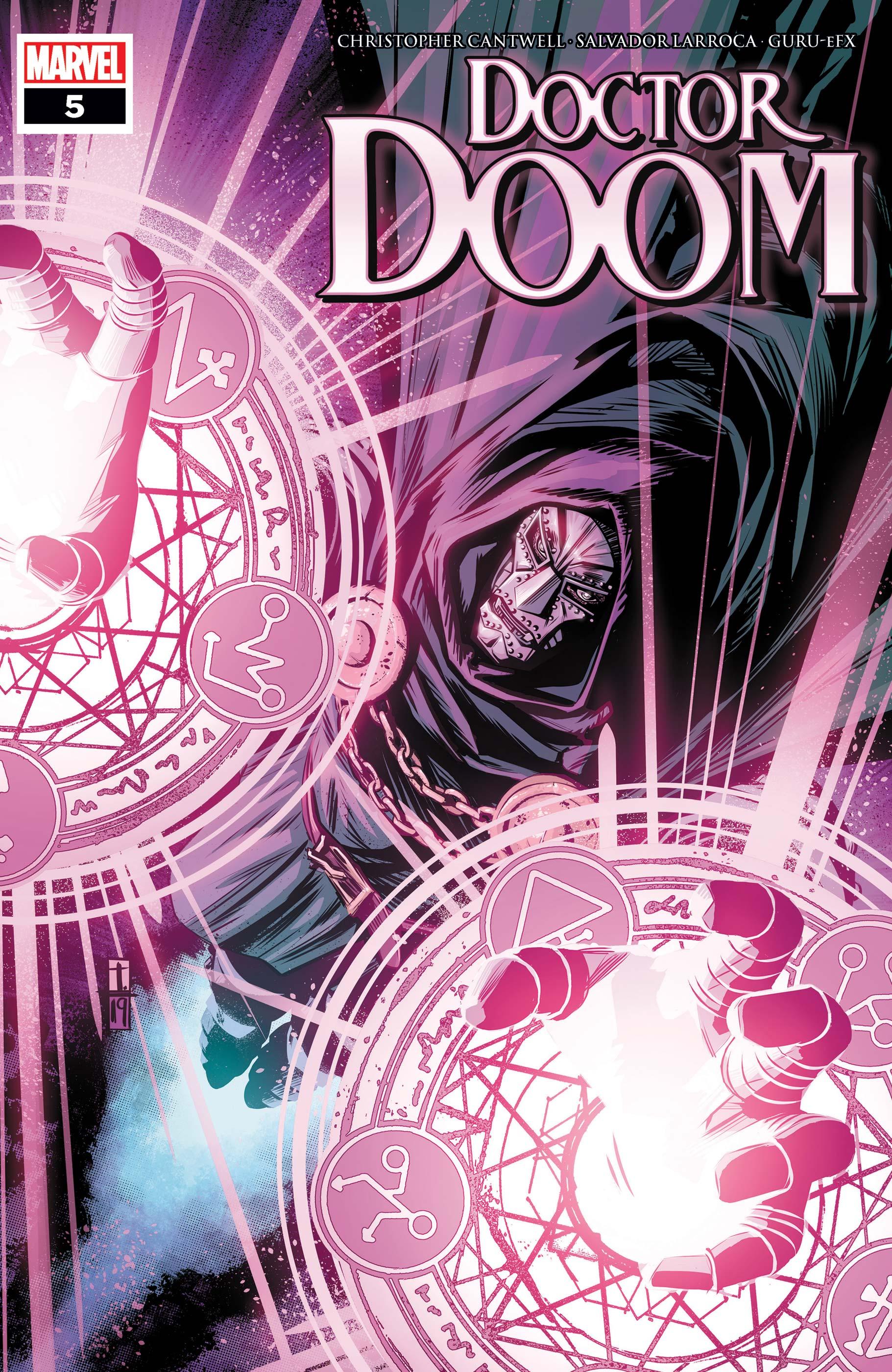Doctor Doom (2019) #5