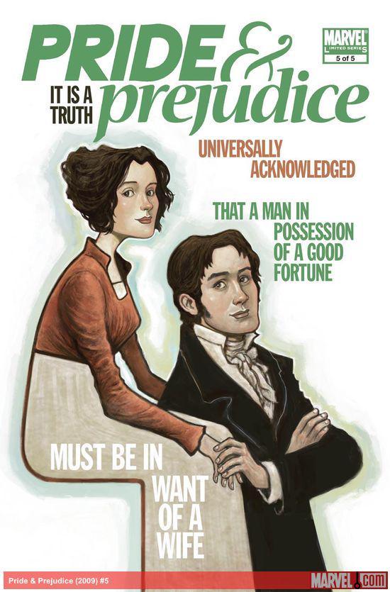 Pride & Prejudice (2009) #5
