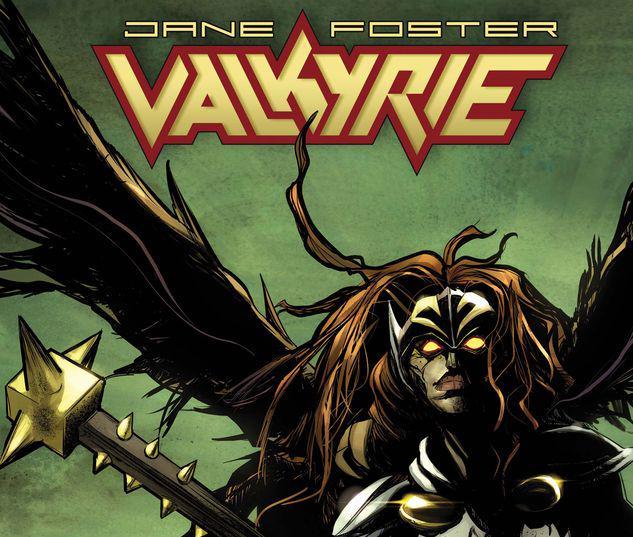 Valkyrie: Jane Foster #10