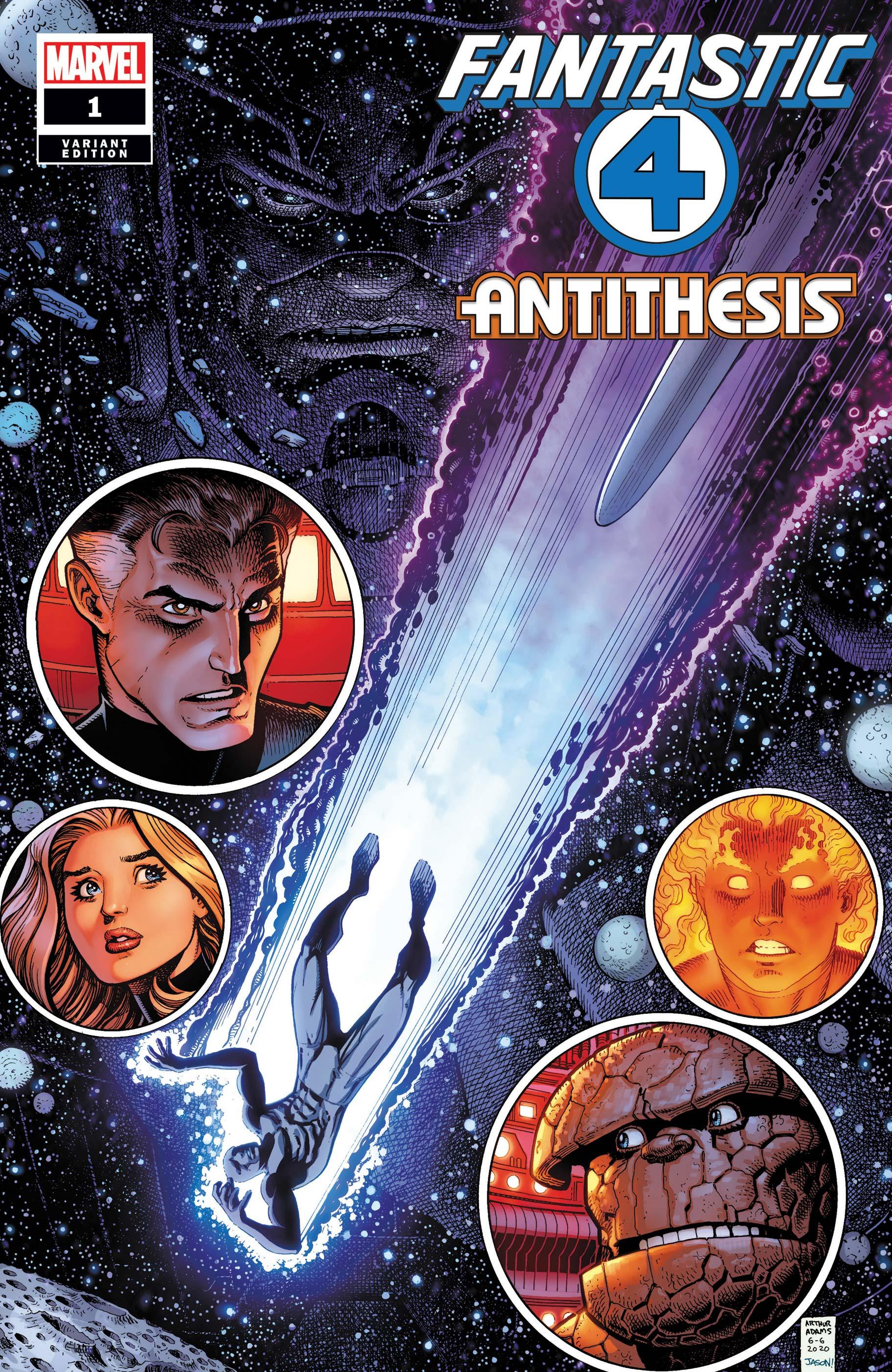 Fantastic Four: Antithesis (2020) #1 (Variant)